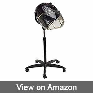 Ovente Professional Ionic 3-Speed Hair Dryer Stand