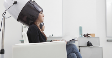 Professional Hooded Hair Dryer