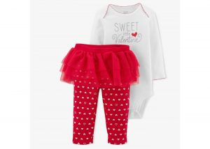 children's valentine outfits