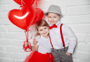 Toddlers Valentine Outfits
