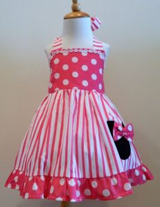 children valentine clothing