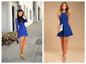 What Color Shoes Would Match A Royal Blue Dress Photo Dress